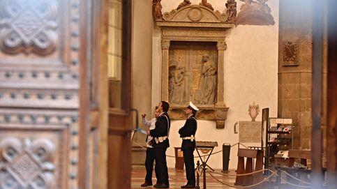 Muere un español golpeado por la piedra de una basílica