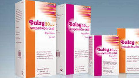 Las farmacias se quedan sin Dalsy tras detectarse un error en el prospecto