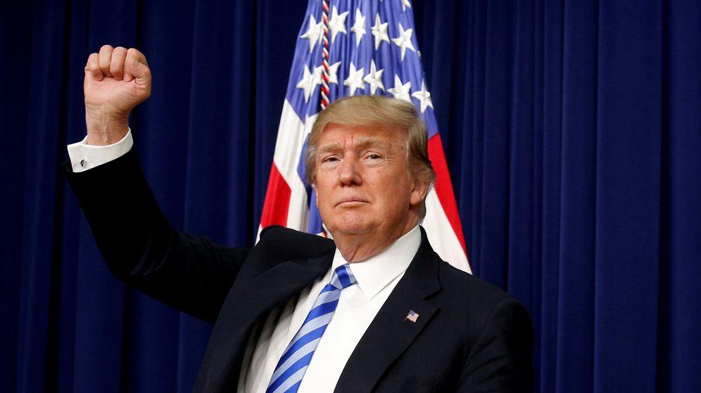 Foto: Imagen de archivo del presidente de Estados Unidos, Donald Trump. (Reuters)