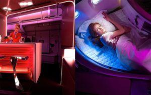 Aerolíneas de lujo: cuando volar es mejor que llegar al destino