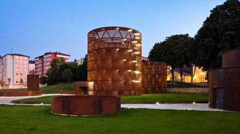 La arquitectura de Lugo, una fusión de edificios históricos y construcciones vanguardistas