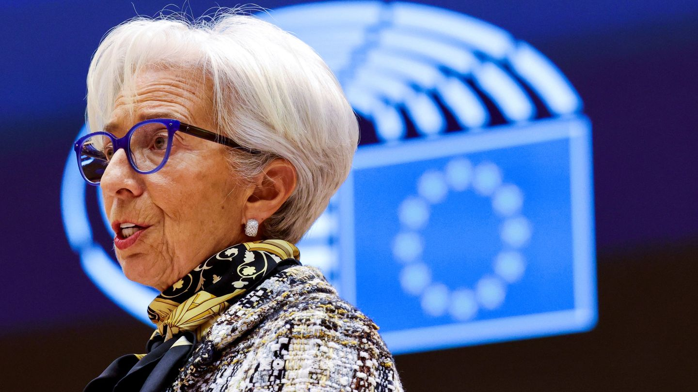 Christine Lagarde. (Reuters)