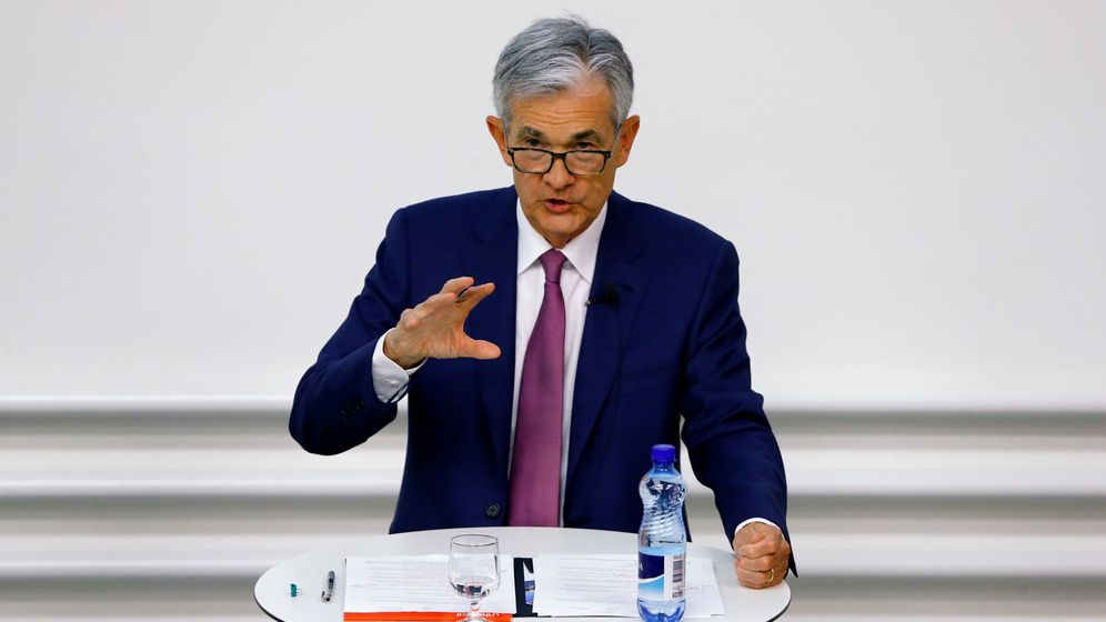 Foto: Jerome Powell, presidente de la Reserva Federal. (Reuters)