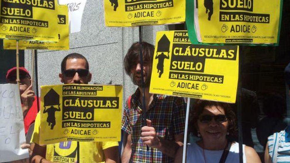 Avalancha de sentencias contra la banca por las cláusulas suelo de las hipotecas