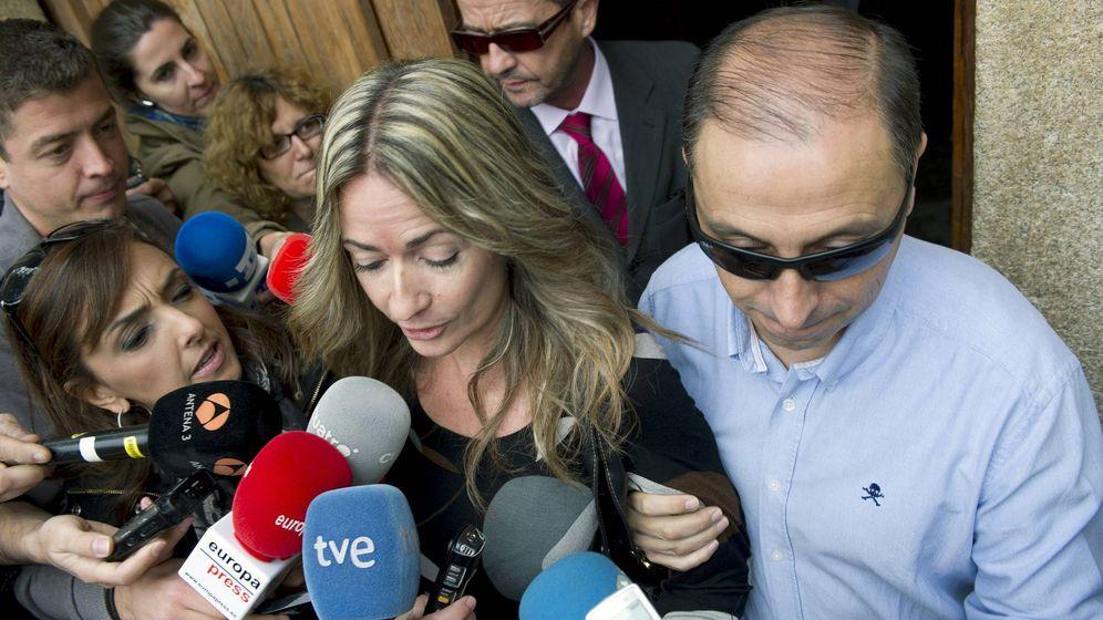 Foto: La exconcejala socialista de Los Yébenes Olvido Hormigos. (EFE)