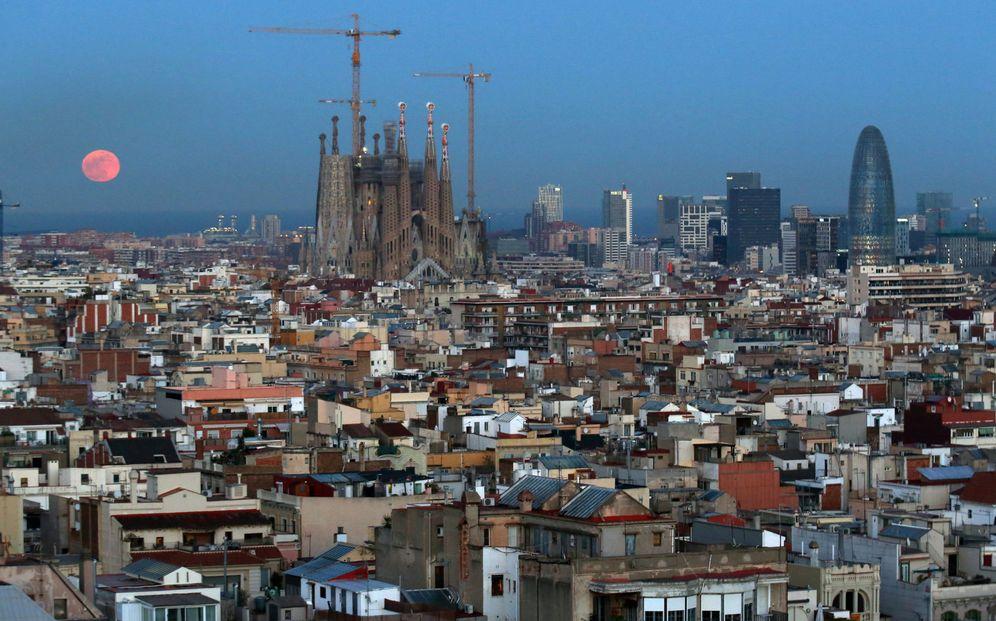 Foto: Barcelona pierde la medalla de bronce en el 'ranking' turístico. (Reuters)