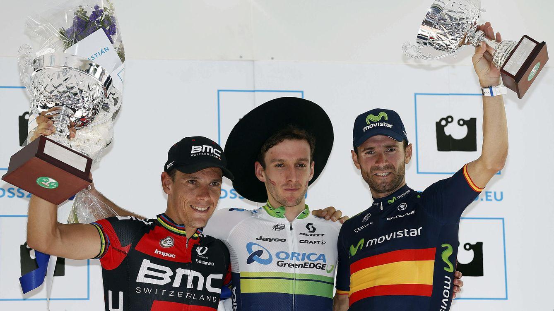 Adam Yates gana la Clásica de San Sebastián sin darse cuenta