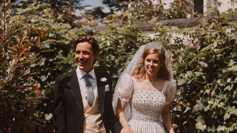 Sarah Ferguson habla por primera vez de la boda de su hija, Beatriz de York