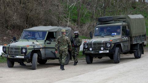 Tensión en la frontera greco-turca, pero la situación se mantiene estable