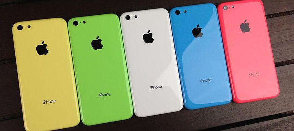 Foto: Fundas de móvil de Apple
