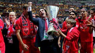 La maestra mano de Unai Emery que convierte al Sevilla en oro