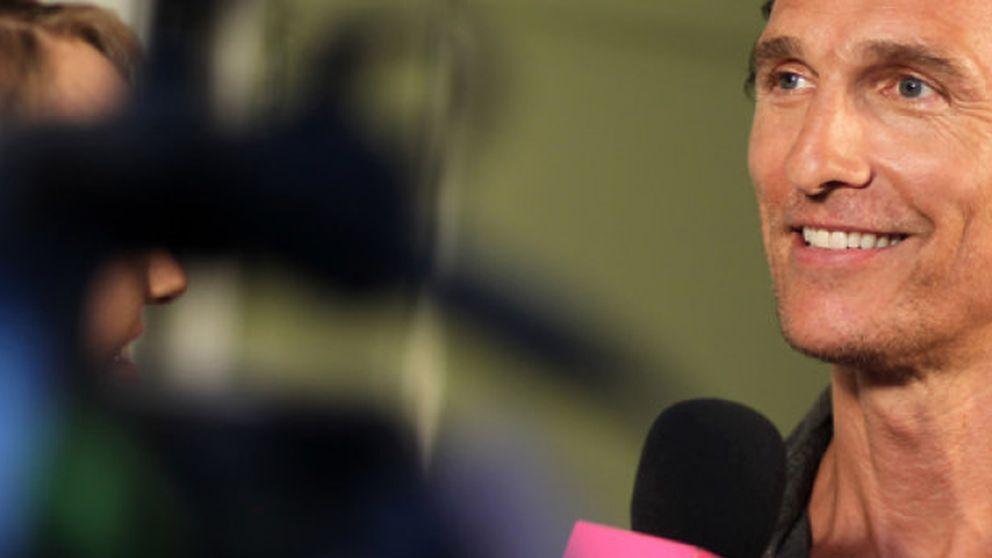 La salud de Matthew McConaughey, en serio peligro