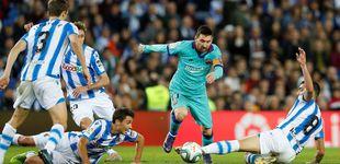 Post de La debilidad del Barcelona antes del Clásico si Messi y Ter Stegen no aparecen (2-2)