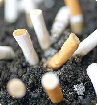 Foto: Los cigarros 'light' casi no merman la nicotina que llega al cerebro