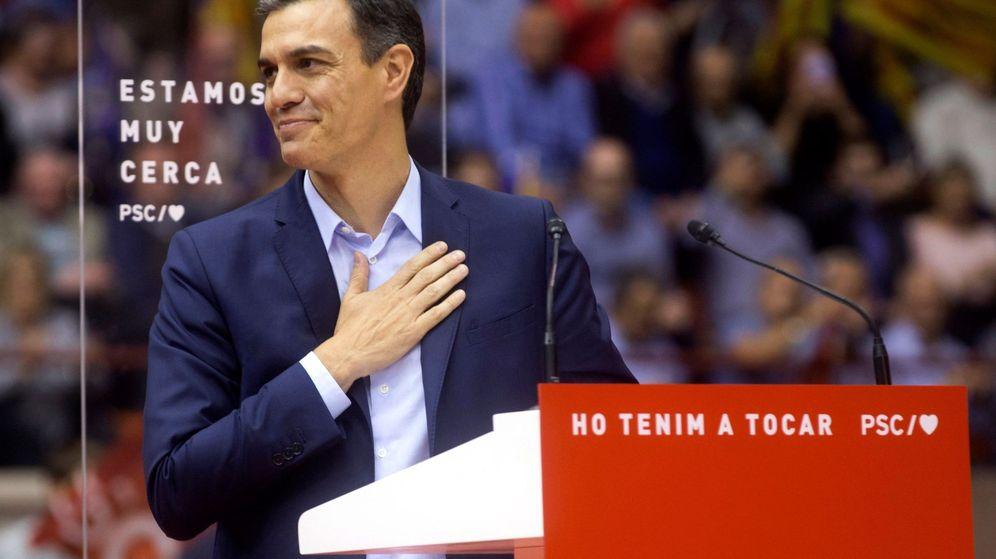 Foto: El presidente del Gobierno y secretario general del PSOE, Pedro Sánchez. (EFE)