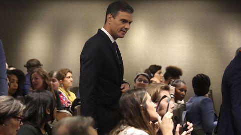 Siga en directo la rueda de prensa de Pedro Sánchez en la ONU