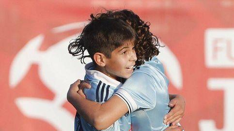 El Real Madrid ficha a un 'galáctico' de 12 años que lo anuncia en sus redes sociales