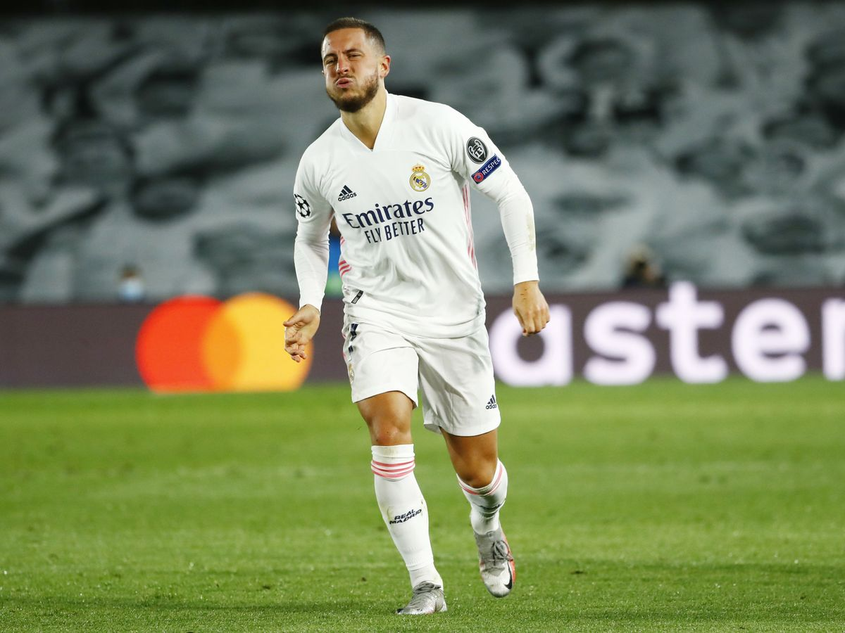 Fútbol: El 'annus horribilis' de Eden Hazard: tiene peores números que  Bale, Costa o Dembélé