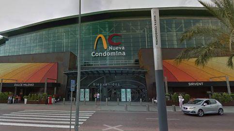 Atraco a mano armada en una joyería del centro comercial Nueva Condomina de Murcia