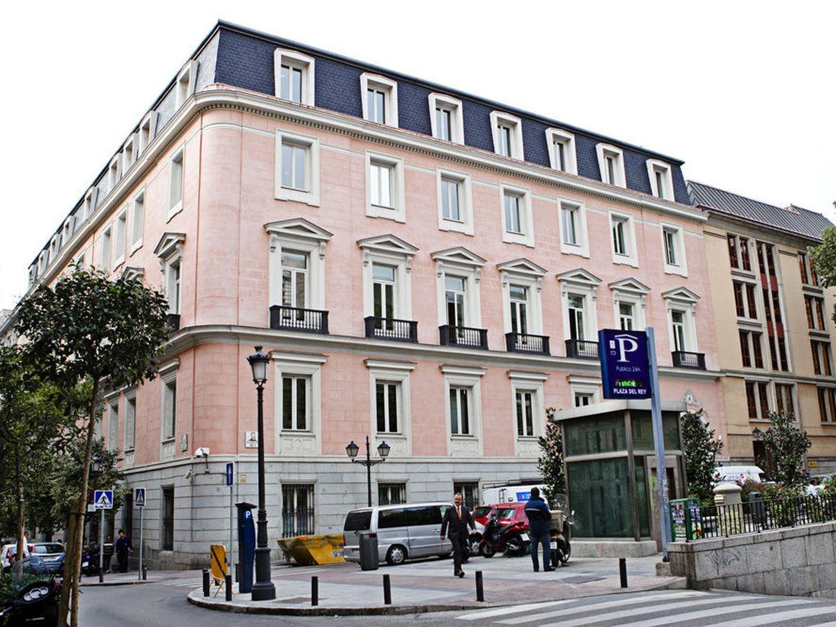 Foto: Sede de la CNMC de la calle Barquillo 5, Madrid. (Triplecaña / CC BY-SA)