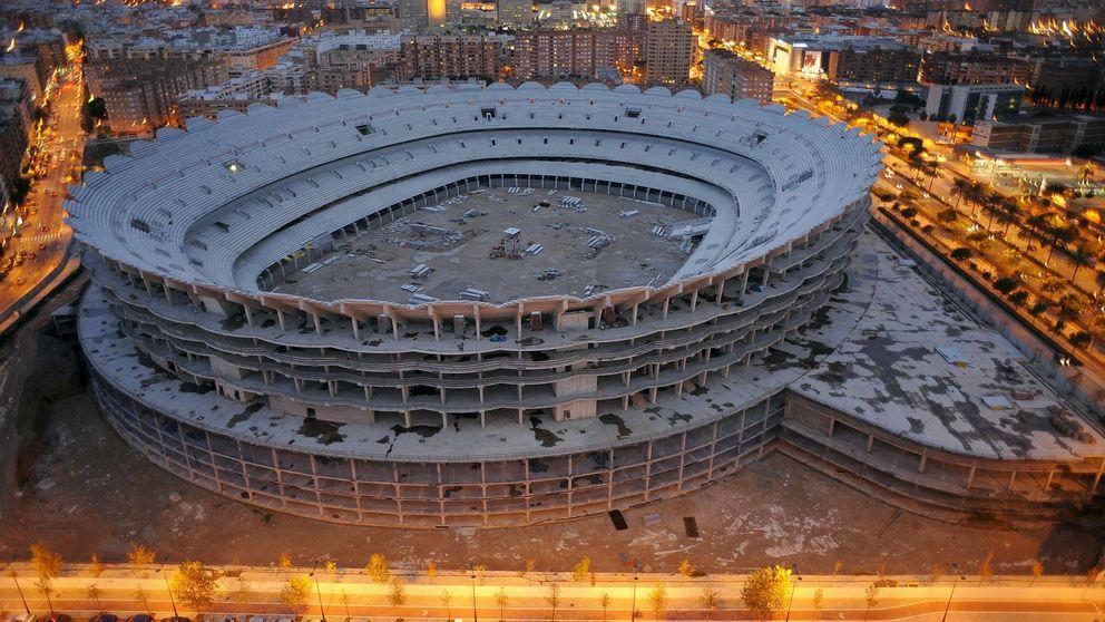 Peter Lim necesita 100 millones para consumar la operación Mestalla