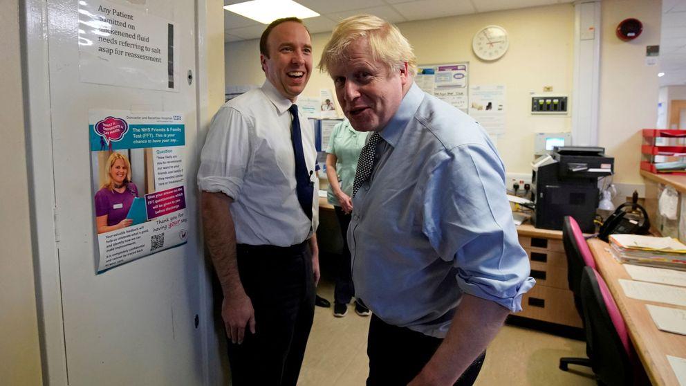 Boris Johnson: del 'keep calm and carry on' a dar positivo en coronavirus