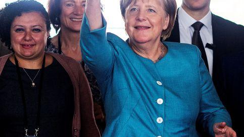 Visita oficial de Merkel en Líbano