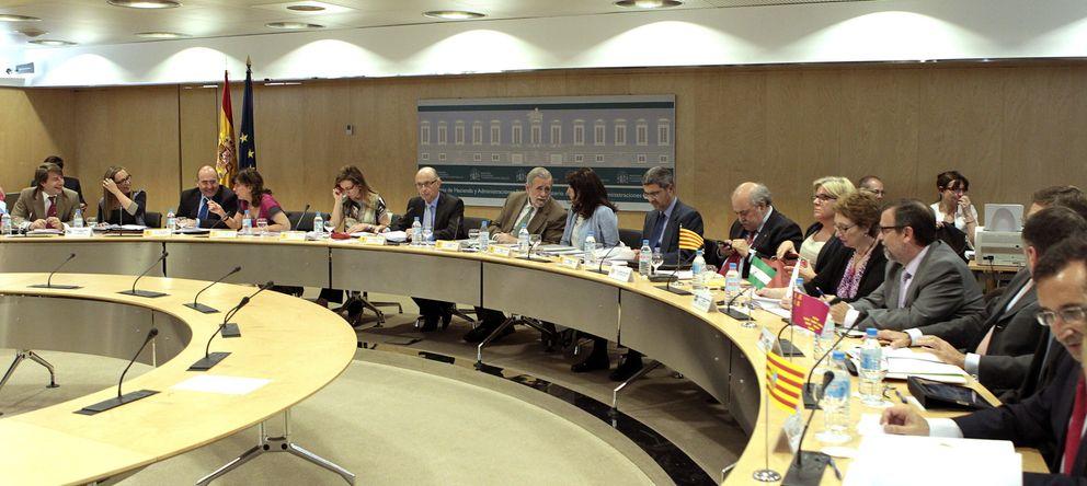 Foto: Reunión del Consejo de Política Fiscal y Financiera