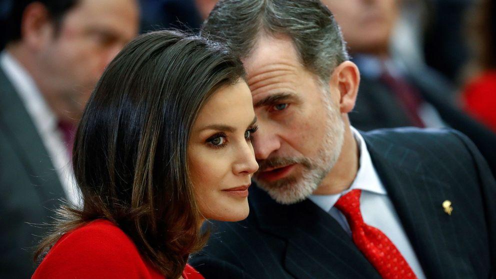 Dátiles y cuscús para Felipe y Letizia en su San Valentín más exótico