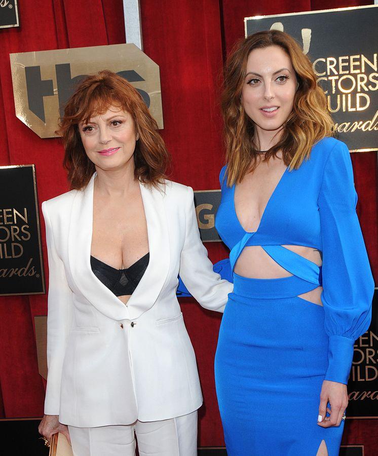 Foto: Susan Sarandon y su hija, Eva Amurri