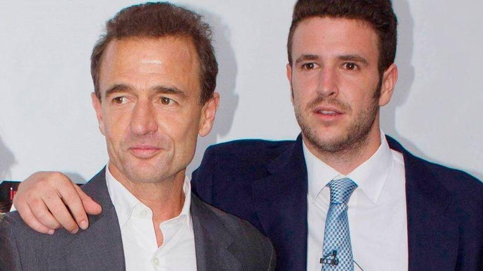 Foto: Álex Lequio y Alessandro en una imagen de archivo.(Cordon Press)