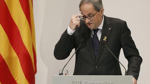 El 'rapapolvo' de un cónsul español a Torra: No hay referéndum en la Constitución