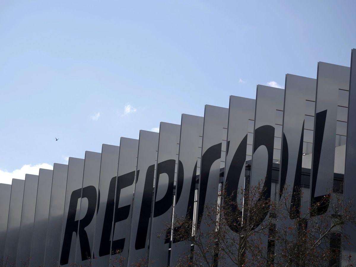 Foto: Foto de la sede de Repsol en Madrid. (Reuters)