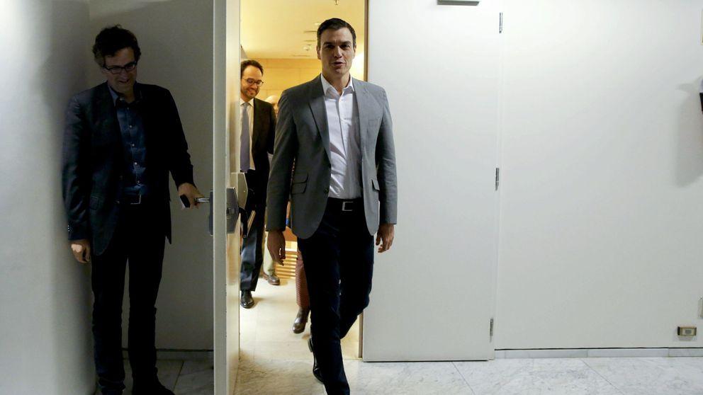 Sánchez inicia contactos con colectivos mientras arrancan las negociaciones