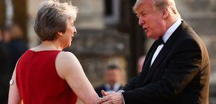 Post de Trump dice que el plan para el Brexit puede