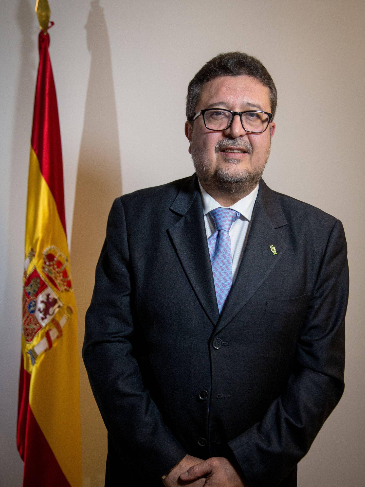 Francisco Serrano. (Fernando Ruso)