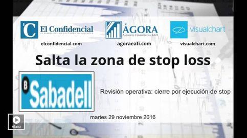Salta la zona de 'stop loss' en el Sabadell