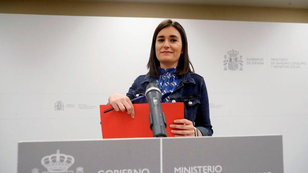 La jueza archiva la causa contra la exministra Carmen Montón por su máster en la URJC