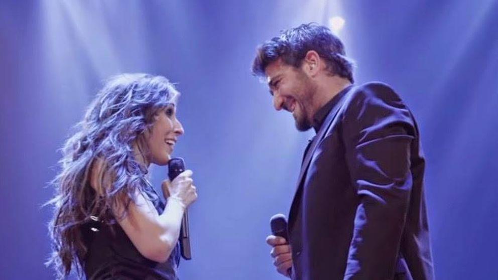 El motivo por el que Antonio Orozco hizo un dueto con Malú: 'Operación Triunfo'