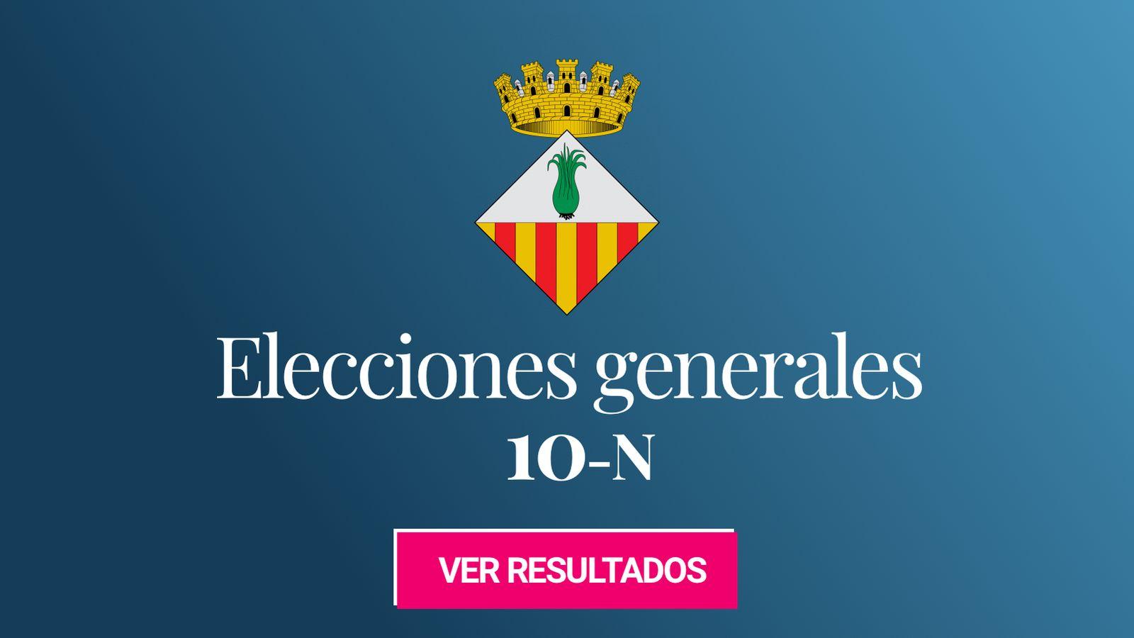 Foto: Elecciones generales 2019 en Sabadell. (C.C./EC)