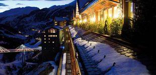 Post de Cuatro hoteles europeos para los amantes del esquí
