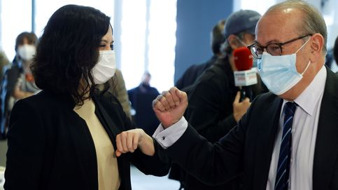 El PSOE abre expediente de expulsión a  Terreros y Leguina por acompañar a Ayuso en campaña