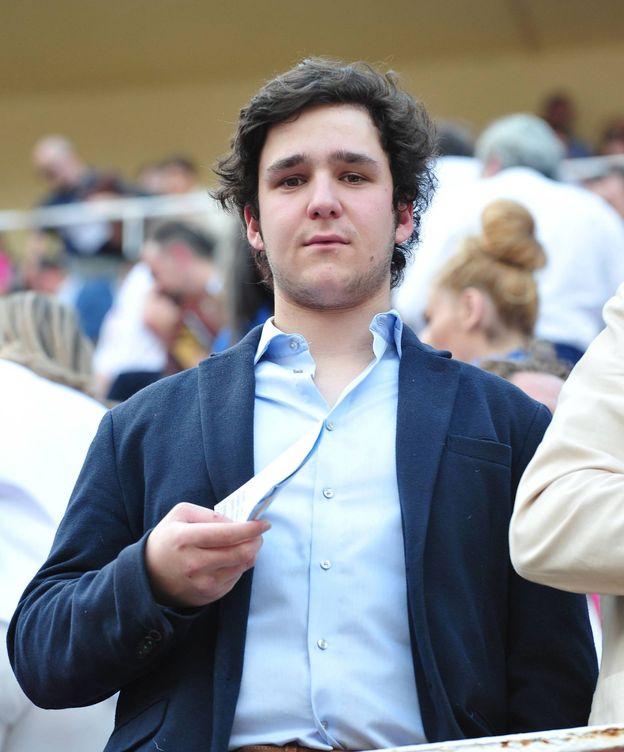 Foto: Felipe Juan Froilán, en la Feria de San Isidro. (Cordon Press)