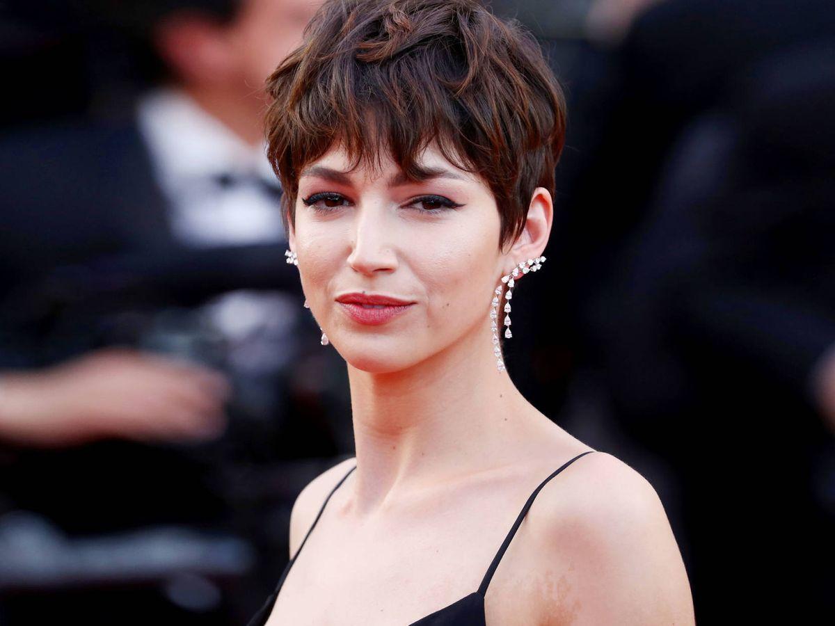 Foto: Úrsula Corberó, en el Festival de Cannes. (Getty)