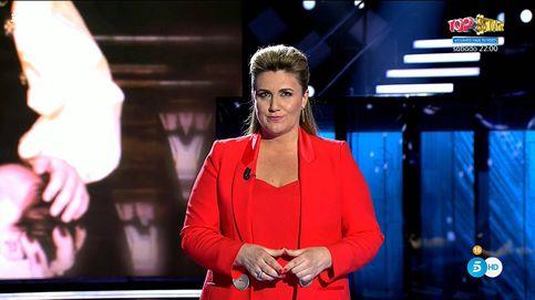 Gracias por servir de ejemplo: Carlota Corredera se rompe en el final de 'Rocío'