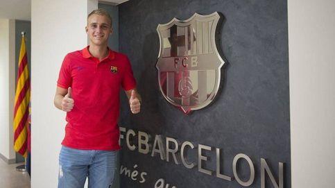 El Barcelona hace oficial el fichaje de Cillessen y la venta de Bravo al City