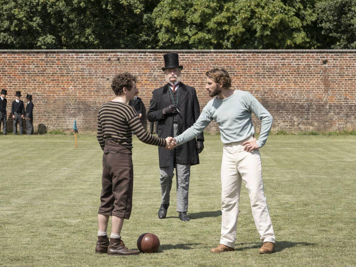 Foto: Fotograma de 'Un juego de caballeros'