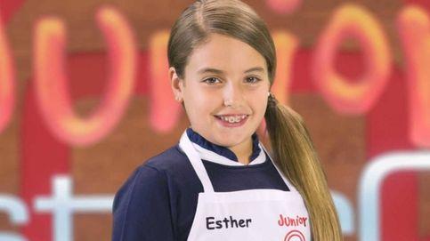 MasterChef Junior 5': Esther, ganadora en una vibrante final con David Muñoz