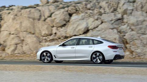 BMW Serie 6 GT, un nuevo cupé grande