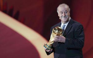 Del Bosque: A Brasil pueden ir jugadores que aún no han debutado